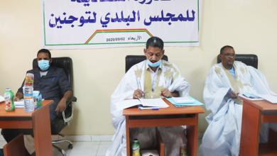 Photo of المجلس البلدي في توجنين يصادق على جملة من المداولات