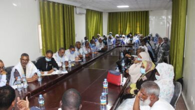 صورة بلدية توجنين تحتضن اجتماعا بمديري المؤسسات التعليمية